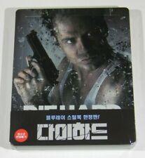 Die Hard Blu-ray Steelbook South Korea Rgn Free English Audio
