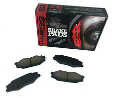 Baer Sport Brake Pad Upgrade Rear 97-13 C5/C6 Corvette D0732