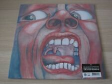 KING CRIMSON ~ IN THE COURT ~ LP RECORD ~ NEW & SEALED ** PROG PSYCH **