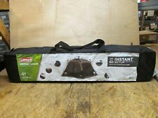 Coleman - 4-person Instant Cabin Outdoor Tent ( LOT 14859)