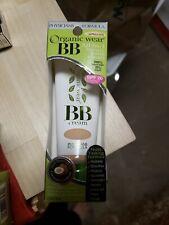 Physicians Formula Organic Wear BB All In 1 Beauty Balm Cream, Light/Medium