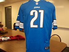 Detroit Lions NFL Players On Field Nike Dry Fit Adult XL Gamne Day Jersey