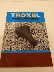 Vintage 1982 Troxel Bicycle Seat Child Carrier Cargo Flyer Great Photos