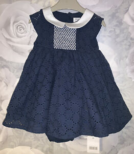 Girls Age 1-3 Months (14.5 Lbs) BNWTS Mothercare Dress