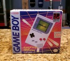 Original Nintendo Game Boy System - Complete In Box - Great Condition -- GameBoy