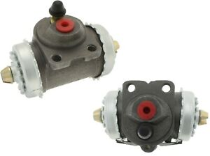 Brake Drums Shoes & Cylinders Kit Rear for Chevy
