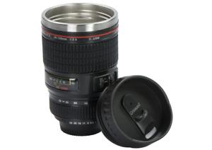 Kaffeebecher Kameraobjektiv Camera Lens Mug