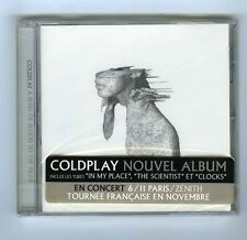 A Rush of Blood to the Head - Coldplay CD EMI