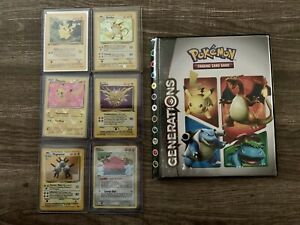 Pokemon Card Collection / Vintage/Holo/Base Set