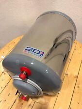BOILER ELETTRICO 20 LITRI - BX2012 -  1200W 220V BARCA CAMPER ROULOTTE CARAVAN