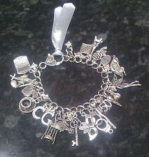 Handmade Alloy Costume Charms & Charm Bracelets