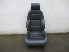 LEDER Beifahrersitz Sportsitz Audi TT 8N Sitz Ausstattung schwarz