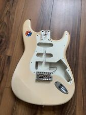 More details for stratocaster body