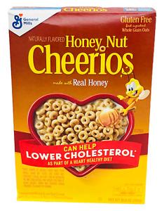 Honey Nut Cheerios Cereal 10.8 oz General Mills
