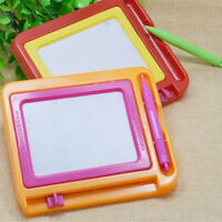 1Pc Magnetic Drawing Board Kids Toy Sketch Pad Doodle Writing Art Craft Gift LJ