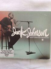 JACK JOHNSON: SLEEP THROUGH THE STATIC 2008 CD inc. bonus track - Home   Digipak