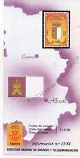 España Estatuto de Autonomía Castilla La Mancha año 1984 (DO-298)
