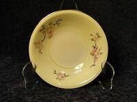 """Homer Laughlin Eggshell Nautilus Apple Blossom Berry Dessert Bowl 5 1/4"""""""