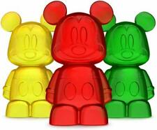"MICKEY MOUSE "" GUMMY & CHOCOLATE TREAT MAKER ""  4 TRAYS - AC POWERED ITEM"