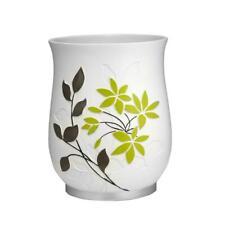 Popular Bath Products Mayan Leaf Waste Basket 763393