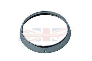 New Headlamp Headlight Trim Ring Austin Healey 100-6 3000 BN4-BJ8