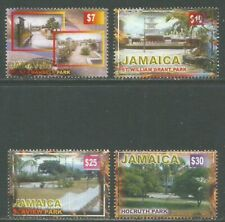 Jamaica 1999 Parks--Attractive Landscape Topical (911-14) used