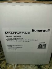 New listing Honeywell M847D-Zone Replacement Damper Actuator For Ard and Zd Dampers New