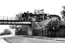 PATRIOT The LNWR/LMS Memorial Locomotive 10 Black+White Photo Prints BW1