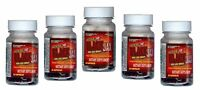 Black Jax 100ct Weight Loss & Energy Supplement 5x20cts Brand New Exp 12/2023