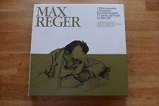 MAX REEGER Nicolet Lautenbacher Koch Blees Dangain 3LP box FSM 133001/3