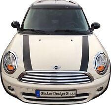 Mini Cooper Rallye Streifen Stripes Autoaufkleber Stiker Tuning Auto Aufkleber
