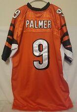Authentic Reebok OnField NFL CINCINNATI BENGALS Carson Palmer #9 Jersey, SZ 56