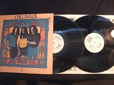 CHILLIWACK S/T - 1971 Promo Vinyl 12'' Lp.x 2/ VG+/ Prog Psych Rock