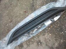 GENUINE Peugeot front grille ventilation grille 208 top PART 96738556XT