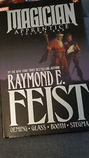 MARVEL COMICS RAYMON E. FEIST'S MAGICIAN APPRENTICE Volume 1 HARDCOVER