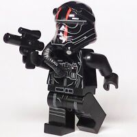 New Star Wars LEGO® First Order Special Forces TIE Fighter Pilot Minifig 75179