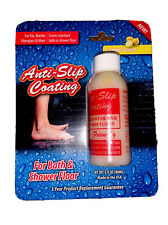 New ListingAnti-Slip Coating No Slip Coating Spray Wet Slick Surfaces Tub Shower Floor 3 oz