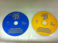 Now Thats What I Call Music 75 Double CD 2010 - DISCS ONLY in Plastic Sleeves