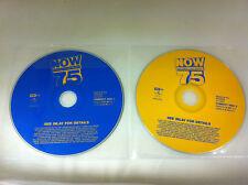 Now Thats What I Call Música 75 CD doble 2010 - DISCOS sólo en Plástico Sleeves
