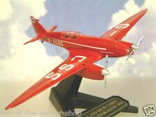 Oxford 1/72 Dehavilland DH88 COMET G-SALINO Grosvenor House 1934 Air Race 72COM002
