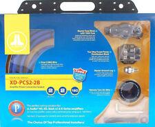 New listing Jl Audio Xd-Pcs2-2B Dual Amplifier Wiring Kit 2 Awg Premium Series Brand New