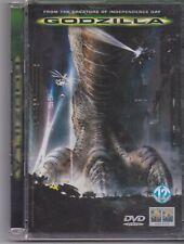 Godzilla-DVD Movie