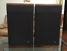 Rare Vintage JBL L56 Speakers Audio Mid Century Audiophile Original Owner Wow!!!