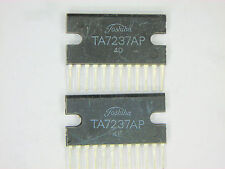 "TA7237AP  ""Original"" Toshiba  12P SIP IC  2  pcs"