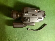 Bauer A 512 - Professional Super 8 mm film camera - Working condition
