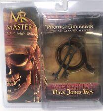 Pirates of the Caribbean Davy Jones Key Master Replicas Factory Sealed 2006