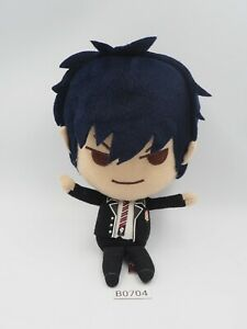 "Blue Exorcist B0704 Banpresto 2013 Rin Okumura Prize 7"" Plush Toy Doll Japan"
