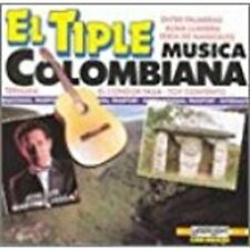 El Tipa Musica Colombiana by Jose Luis Martines Vesga (CD, 1991)