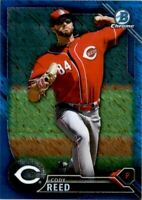 2016 Bowman Chrome Prospects Blue Shimmer Refractors #BCP157 Cody Reed - NM-MT