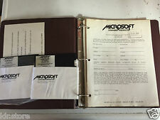 Microsoft Fortran 80 Software für Apple II Plus Iie Old Vintage